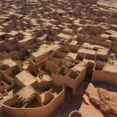 砂漠の都市に見るコミュニティとプライバシー
