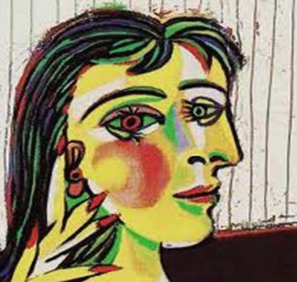 ドラ・マールの肖像 1937  出典 http://artprogramkt.blog91.fc2.com/blog-entry-67.html