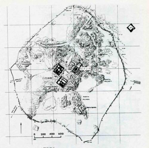 図1 ウルク遺跡