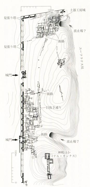 図2 ハブーバ・カビーバ南遺跡