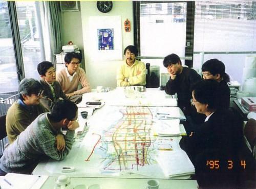 図8 市民まちづくり支援ネットワーク会議(神戸市東部)