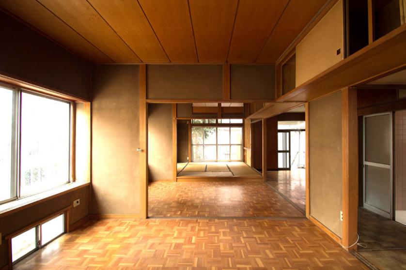 既存建物2階(現個室群)
