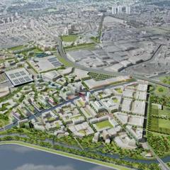 ロンドン都市開発事情