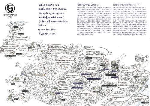 (まちづくりの写真「石巻2.0」)
