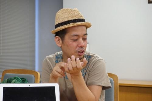 浅子佳英氏