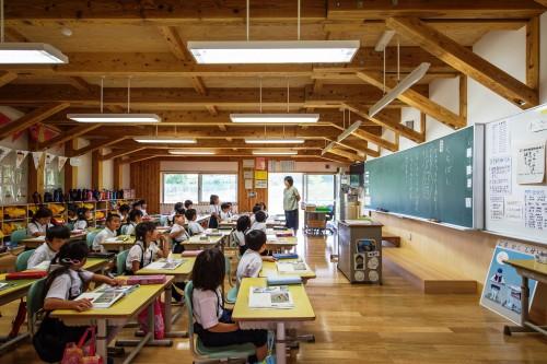 写真3:教室内観