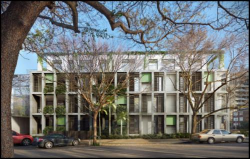イーストメルボルンプロジェクト:鹿島オーストラリア傘下子会社の開発案件。メルボルン有数の高級住宅地にて「ベビー・ブーマー、富裕リタイヤ層」をターゲットとした集合住宅。