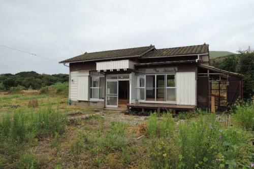 ひとみしりハウスの全景(画像提供:芳澤瞳)