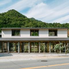 《house T / salon T》 《house A / shop B》 / 木村松本建築設計事務所