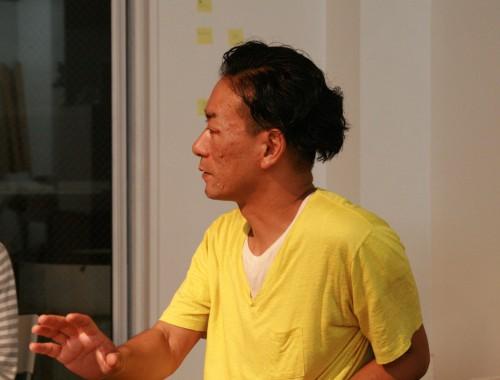 木村吉成氏