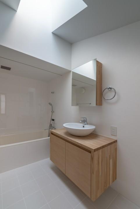 fig14 上がりの間の奥にある浴室