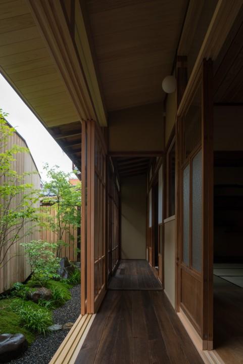 fig-5 《北白川の家》(写真提供:森田一弥建築設計事務所)