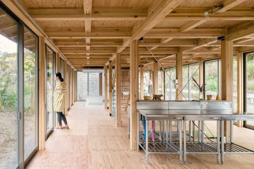 fig-8 《house T / salon T》(写真提供:木村松本建築設計事務所)
